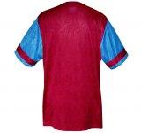 ASTON VILLAs första tröja 1992 - 1993 rygg