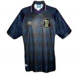 SKOTTLANDs första tröja i England-EM 1996 front