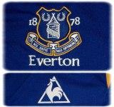 EVERTONs första tröja 2011 - 2012 detaljer