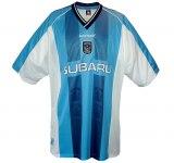 COVENTRY CITYs första tröja 1998 - 1999 front
