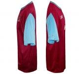 WEST HAM UNITEDs första tröja 2003 - 2005 sida