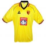 WATFORD F. C. förstatröja 1999 - 2001 front