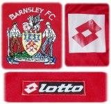 BARNSLEYs förstatröja 2009 - 2010 detaljer