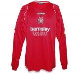 BARNSLEYs förstatröja 2009 - 2010 front