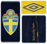 SVERIGEs andratröja i Polen/Ukraina-EM 2012 detaljer