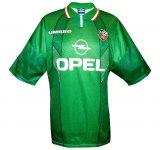 IRLANDs förstatröja 1994 - 1995 front