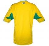 SYDAFRIKAs förstatröja i Sydafrika-VM 2010 rygg