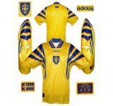 SVERIGEs förstatröja 1996 - 1998