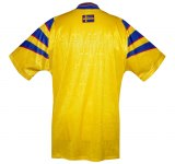 SVERIGEs förstatröja 1996 - 1998 rygg