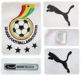 GHANAs förstatröja i Sydafrika-VM 2010 detaljer