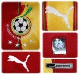 GHANAs andratröja i Sydafrika-VM 2010 detaljer