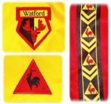 WATFORDs förstatröja 1998 - 1999 detaljer