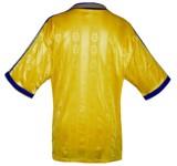 SVERIGEs förstatröja 1998 - 1999 rygg