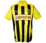 BORUSSIA DORTMUNDs Champions League tröja 2012 - 2013 front