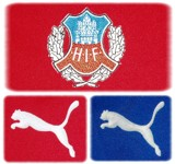 HELSING BORG IFs förstatröja 2005 - 2006 detaljer