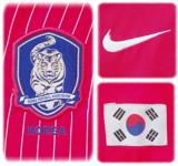SYDKOREAs förstatröja i Sydkorea/Japan-VM 2002 detaljer