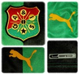 G A I S förstatröja 2008 - 2009 detaljer