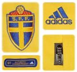 SVERIGEs förstatröja i Belgien/Nederländerna-EM 2000 detaljer