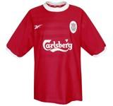 Liverpool förstatröja 1998 - 2000 front