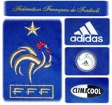FRANKRIKEs förstatröja i Schweiz/Österrike-EM 2008 detaljer
