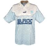 MALMÖ FFs förstatröja 1995 - 1997 front