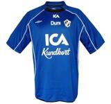 HALMSTAD BKs förstatröja 2003 - 2004 front
