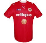 KALMAR FFs förstatröja 2006 - 2007 front