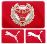 KALMAR FFs förstatröja 2006 - 2007 detaljer