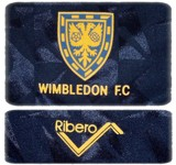 WIMBLEDONs förstatröja 1993 - 1994 detaljer