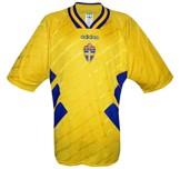Till SVERIGEs förstatröja i USA-VM 1994