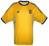 Till SVERIGEs förstatröja i Japan/Sydkorea-VM 2002