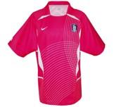Till SYDKOREAs förstatrlja i Sydkorea/Japan-VM 2002