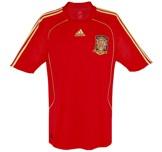 Till SPANIENs förstatröja i Schweiz/Österrike-EM 2008