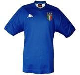 Till ITALIENs förstatröja 1998 - 2000