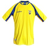 Till ECUADORs hemmatröja i Sydkorea/Japan-VM 2002