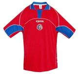 Till COSTA RICAs hemmatröja i Sydkorea/Japan-VM 2002