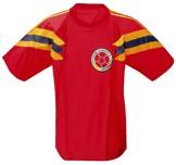 Till COLOMBIAs andratröja i Italien-VM 1990