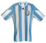 Till ARGENTINAs förstatröja i Sydafrika-VM 2010