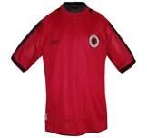 Till ALBANIENs hemmatröja 2004 - 2006