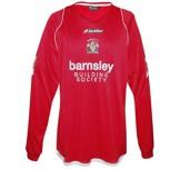 Till BARNSLEYs förstatröja 2009 - 2010
