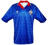 Till OLDHAMs förstatröja 1991 - 1993