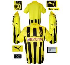Till BORUSSIA DORTMUNDs Champions League tröja 2012 - 2013