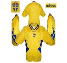 Till SVERIGEs förstatröja i U S A-VM 1994