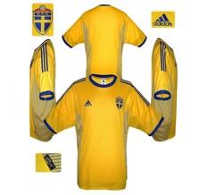 Till SVERIGEs förstatröja i Sydkorea/Japan-VM 2002