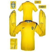 Till SVERIGEs förstatröja i Tyskland-VM 2006