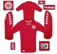 Till DANMARKs förstatröja i Portugal-EM 2004
