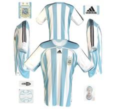 Till ARGENTINAs hemmatröja i Tyskland-VM 2006