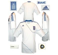 Till GREKLANDs förstatröja i Sydafrika-VM 2010