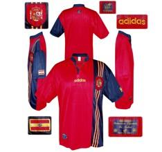 Till SPANIENs förstatröja i England-EM 1996
