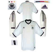 Till TYSKLANDs förstatröja i Sydkorea/Japan-VM 2002